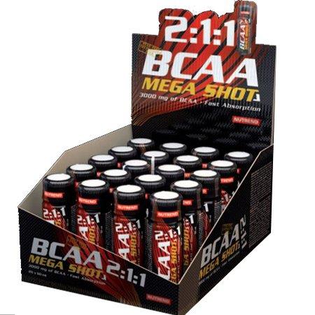 BCAA Mega Shot - NUTREND - Аминокислоты