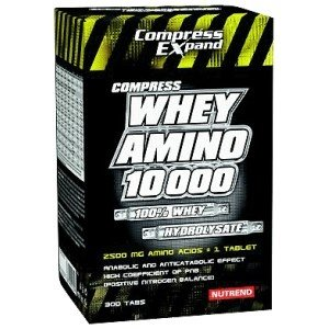 Compress Whey Amino 10 000 - NUTREND - Аминокислоты