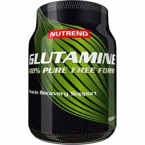 Glutamine - NUTREND - Аминокислоты
