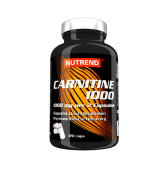 Carnitine 1000 caps - NUTREND - Сжигатели жира