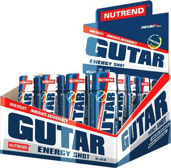 Gutar Energy Shot - NUTREND - Спецпродукты