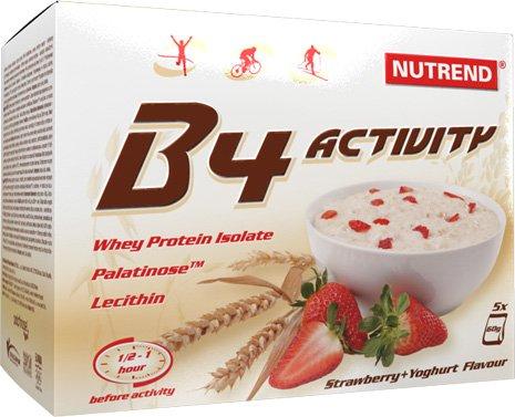 B4 Activity - NUTREND - Тонус