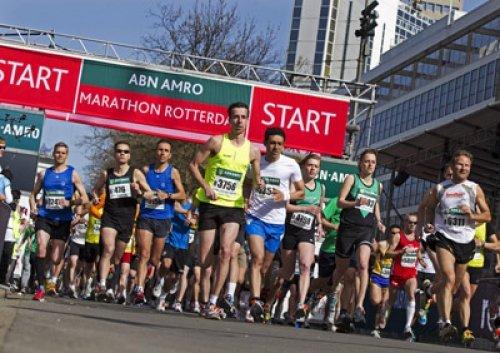 Роттердамский марафон получил