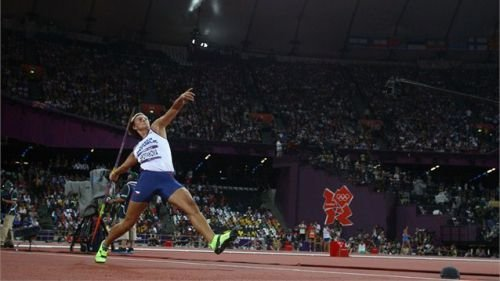 Бьорн Отто и Барбора Шпотакова - лучшие легкоатлеты сентября в Европе