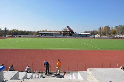 Донецку нужны еще деньги на строительство спортивных объектов к юношескому чемпионату мира 2013