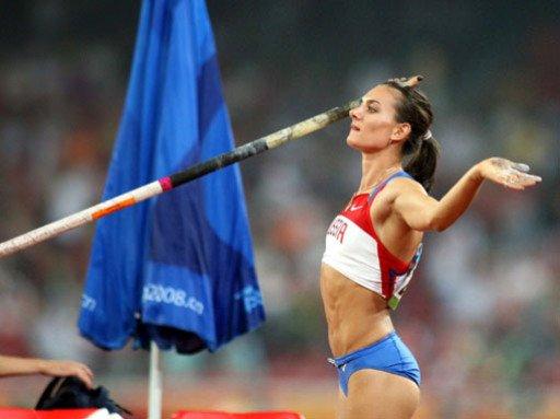 Елена Исинбаева: После завершения карьеры буду работать во благо спорта в нашей стране