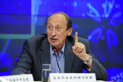 Балахничев переизбран президентом Всероссийской федерации легкой атлетики