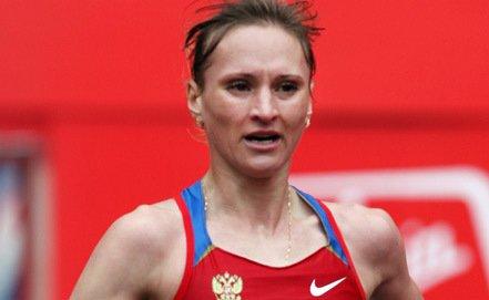Шобухова – третья в зачете World Marathon Majors-2011/2012
