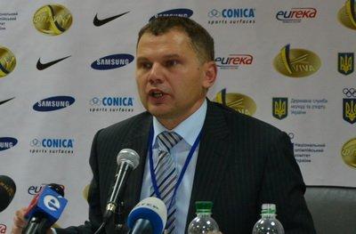 Игорь Гоцул - новый президент Федерации легкой атлетики Украины +Видео