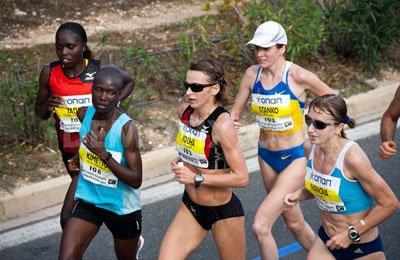 Украинка Светлана Станко стала серебряным призером Афинского марафона