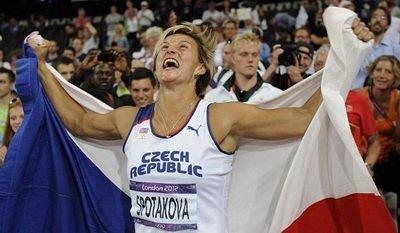 Двукратная олимпийская чемпионка Барбора Шпотакова уйдет в декрет