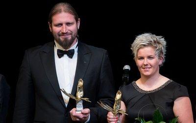 Томаш Маевский и Анита Влодарчик признаны лучшими атлетами Польши