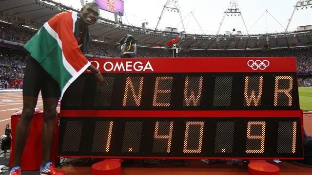 Дэвид Рудиша собирается обновить свой мировой рекорд в Москве