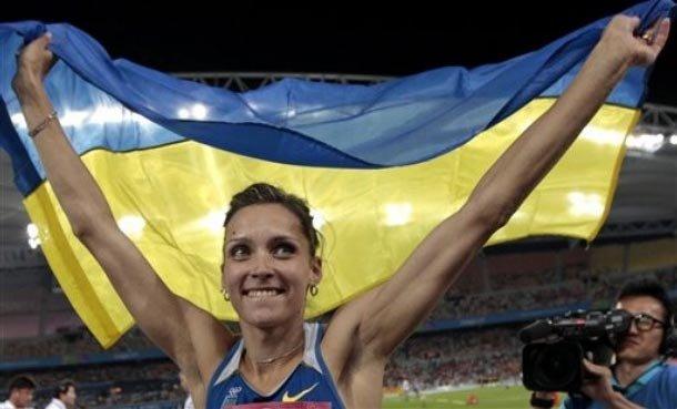 Ольга Саладуха и Александр Пятница - лучшие легкоатлеты года в Украине