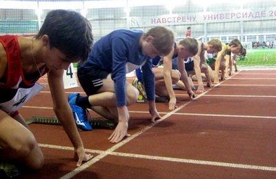 Из-за популярности футбола Петербург теряет легкоатлетов