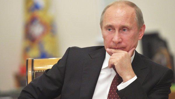 Владимир Путин подписал закон о спортивных федерациях