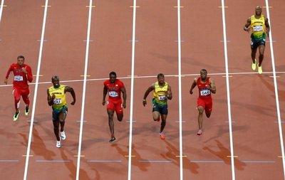 Ямайцы и американки возглавляют спринтерский рейтинг 2012 года