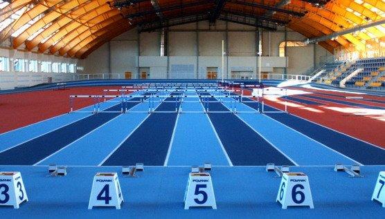 Антон Козлов установил новый рекорд России в помещениях среди юниоров в беге на 600м