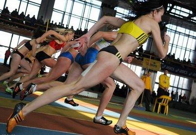 В Тамбове прошел чемпионат области по легкой атлетике