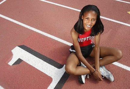 Эйджи Уилсон установила мировое достижение среди юниоров на 600-метровой дистанции – 1:27.30