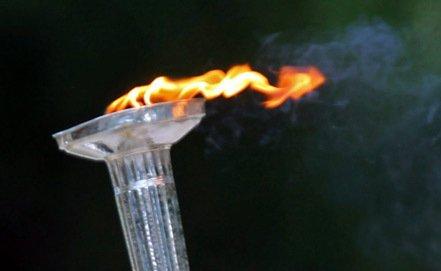«В Туле едва не погас олимпийский огонь»