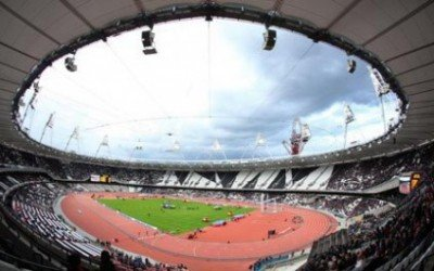 Олимпийский стадион Лондона примет этап Бриллиантовой лиги