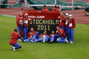 Видео командного Чемпионата Европы в Стокгольме 2011