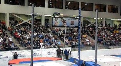 Renaud Lavillenie Wins the 2013 Pole Vault Summit in Reno