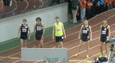 Galen Rupp 3:50.92 - 1 mile American Record Attempt - 2013