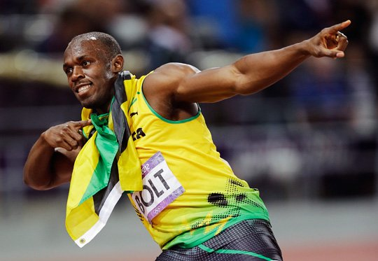 Усэйн Болт сдержит свое обещание и не выступит на The British Athletics London Grand Prix