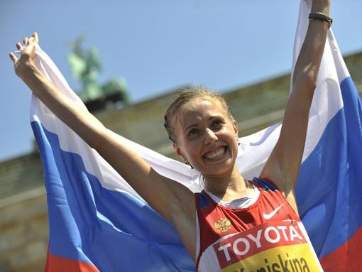 Каниськина еще не знает, выступит ли на ЧМ по легкой атлетике в Москве