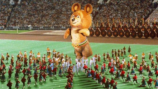 Олимпийские Игры 1980 - Беговые виды