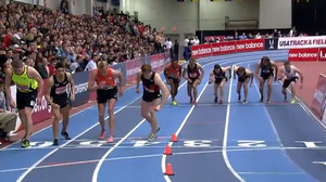 2013 New Balance Indoor Grand Prix: Men's Mile