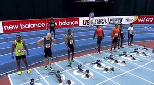 2013 New Balance Indoor Grand Prix: Men's 60m