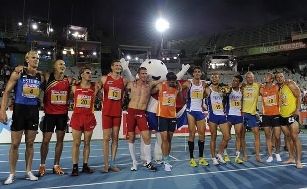 Многоборец Элко Синтниколаас стал лидером мирового сезона