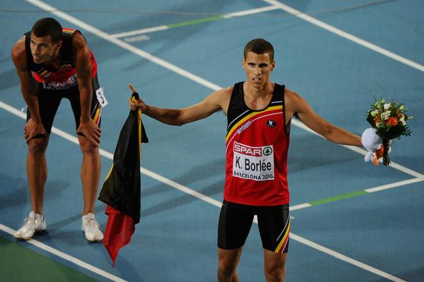 Кевин Борле установил национальный рекорд в беге на 300м