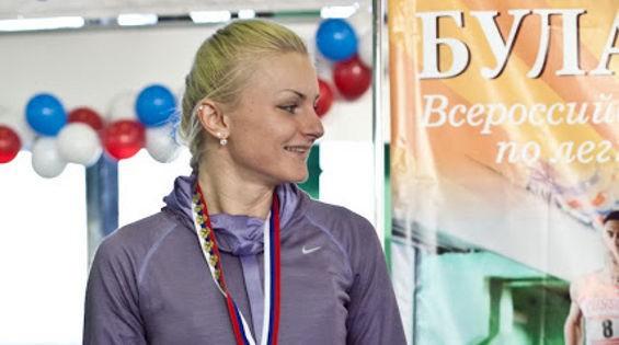 Светлана Киреева выиграла чемпионат России в помещении в беге на 3000м