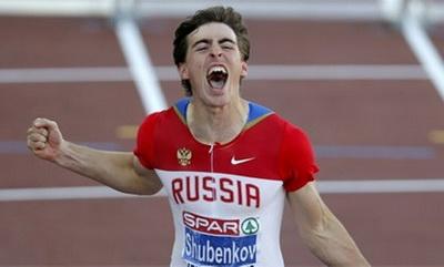 Сергей Шубенков победитель чемпионата России с лучшим результатом сезона в мире
