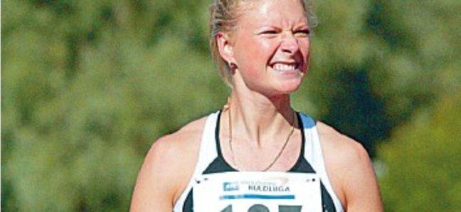 Татьяна Кивимяги – чемпионка России в помещении в прыжках высоту