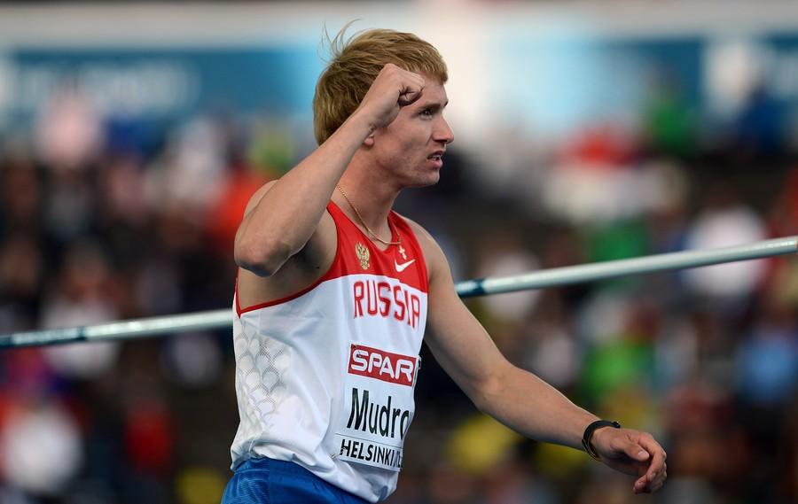 Сергей Мудров – чемпион России в помещении в прыжке в высоту
