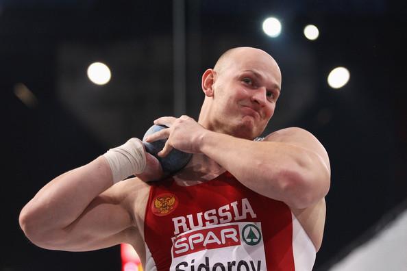 Максим Сидоров и Руслан Самитов - чемпионы России в помещении