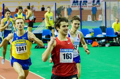 Чемпионат Украины в помещении 2013 - Сумы - 1,2,3,4 день