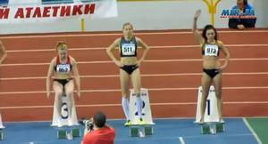 60м с барьерами Женщины Финал - Чемпионат Украины