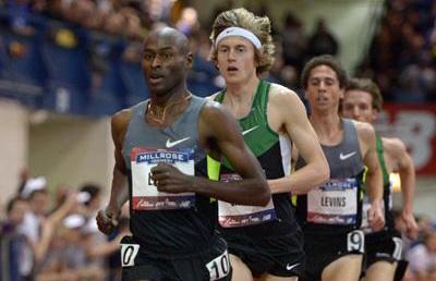 Бернард Лагат установил рекорд США и другие результаты Millrose Games 2013