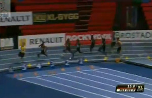 Mohame Aman (1:45.05) 800m World Leade at the XL Galan in Stocholm!