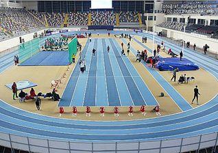 18th Balkan Indoor Championships - Результаты