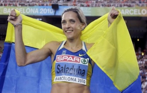 Сборная команда Украины отправляется на чемпионат Европы в помещении