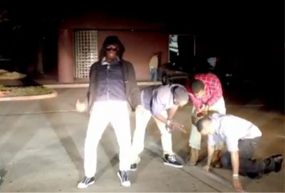Harlem Shake и Усэйн Болт +Видео