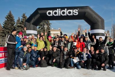 Зимний кубок клуба любителей бега «Kyiv Run Cup winter 13» - Итог