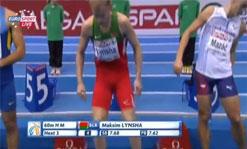 Sergey SHUBENKOV 7.52 - 60m Hurdles Men - European Athletics Championships in Göteborg 2013